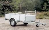 Anssems Bakwagen BSX 750 kg. ongeremd